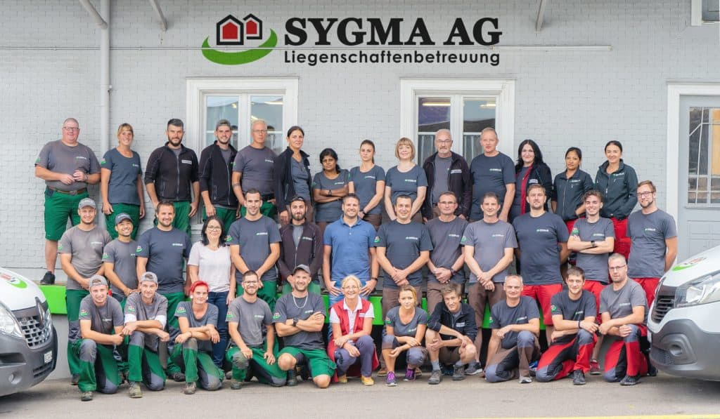 SYGMA AG Team